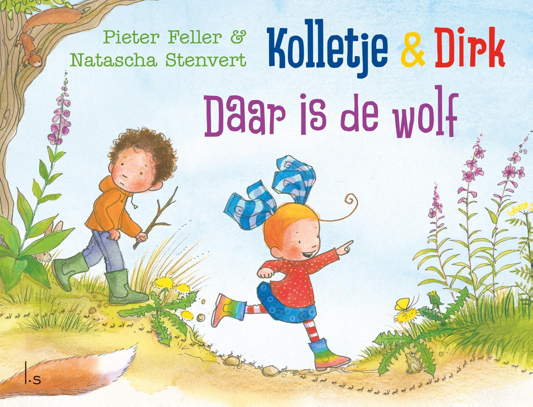 Kolletje & Dirk_Daar is de wolf_aanbieding.indd